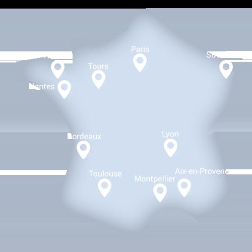 Carte Campus Bordeaux.Studi Campus Faites Connaissance Echangez Progressez
